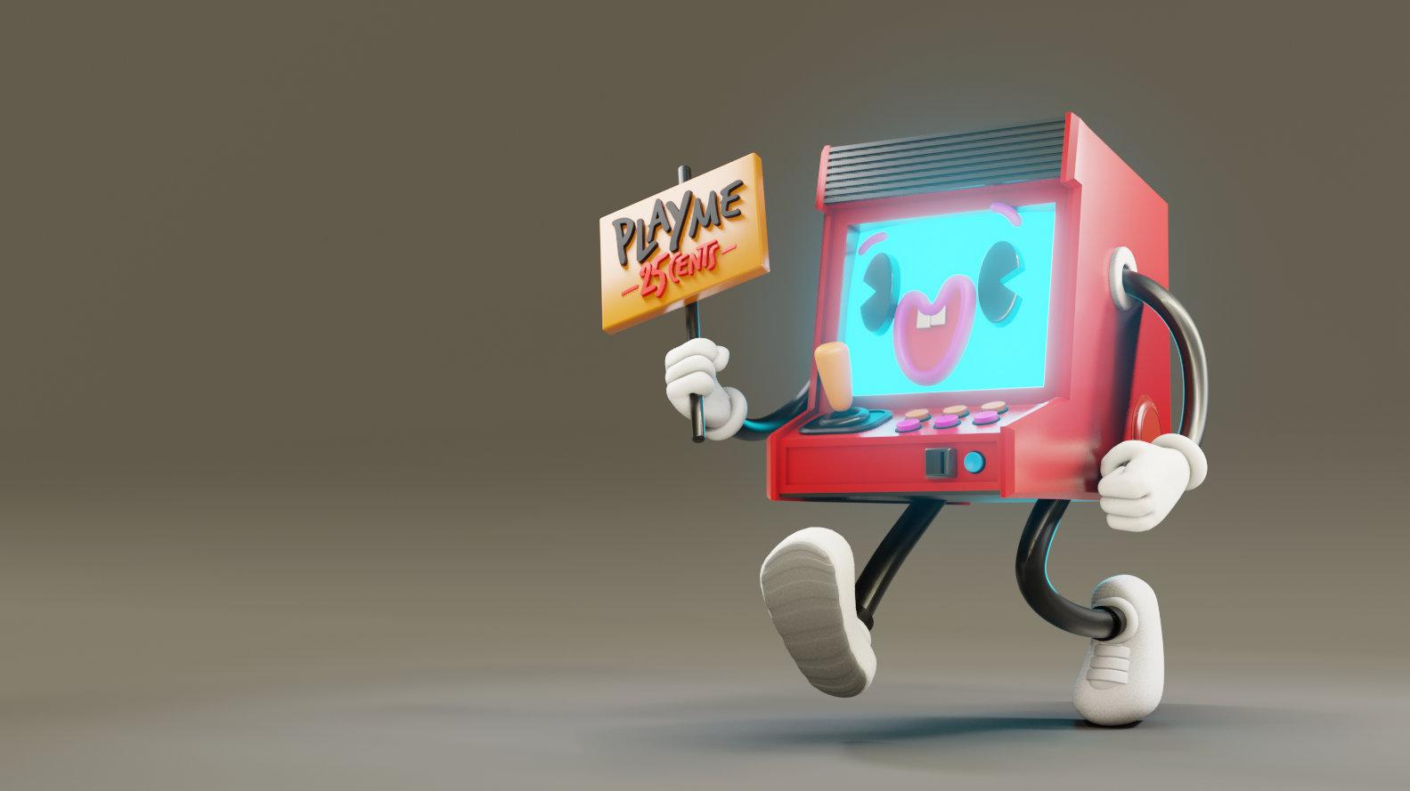 Blender 3D Animator