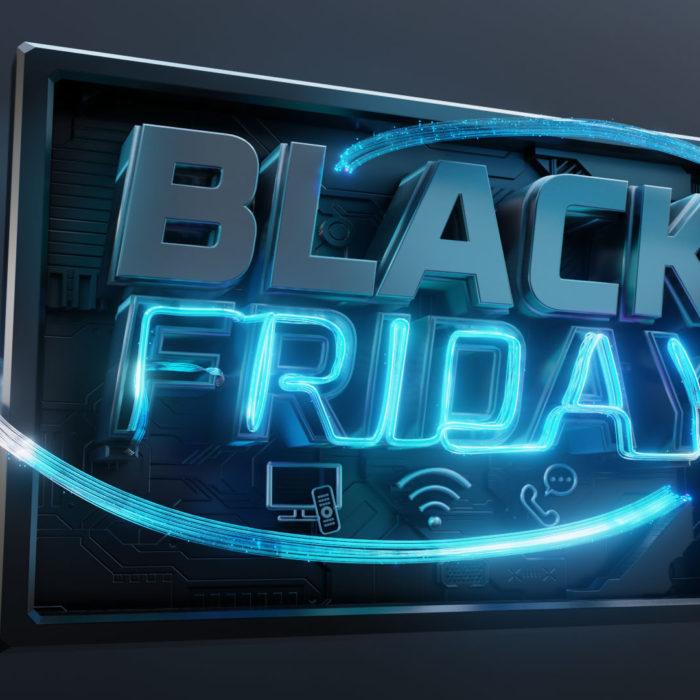 Black Friday com Blender e EEVEE